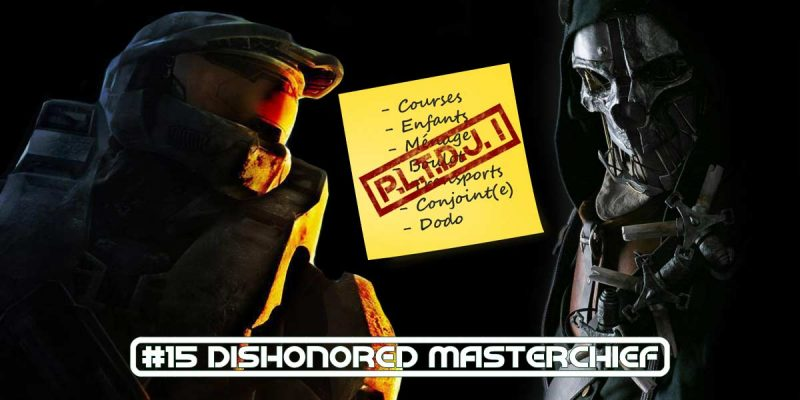 #15 Dishonored MasterChief
